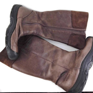 KEEN Tall Insulated 150 Leather Boots